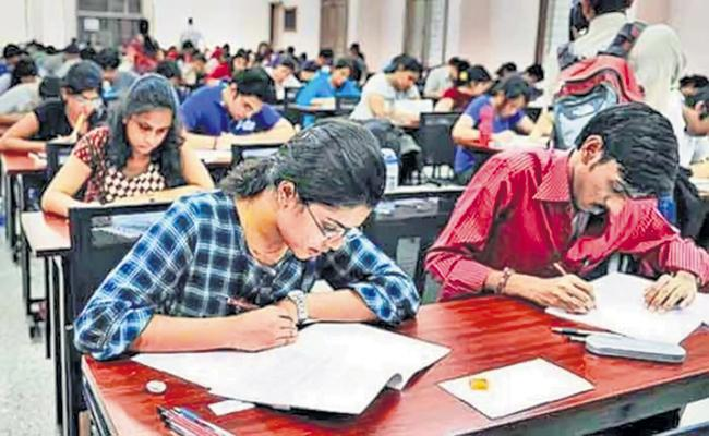 Decision on Tenth Class Examinations After Lockdown - Sakshi