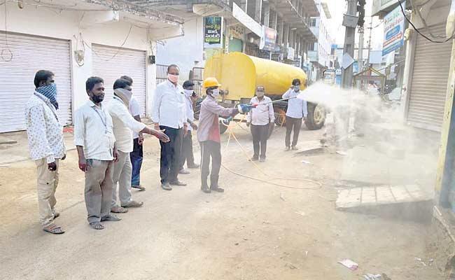 Coronavirus Spreading In Medak District - Sakshi