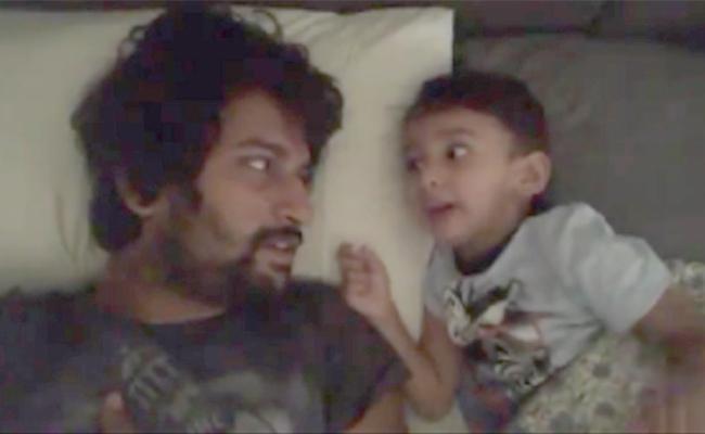 Lockdown: Celebrities Sharing Glimpses of Their Homes - Sakshi