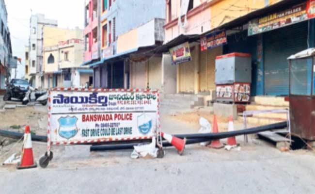 Bansuwada Will Be Coronavirus Hotspot In Nizamabad - Sakshi