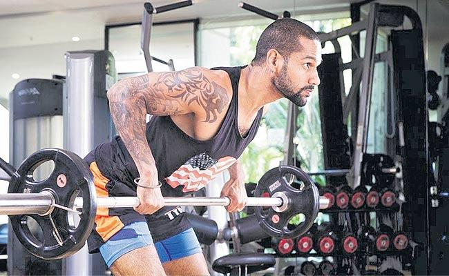Indian Sports Stars Focused On Their Health And Fitness - Sakshi