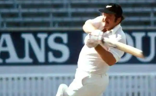 Big Hitting New Zealand Batsman Jock Edwards Dies At 64 - Sakshi