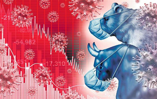 How to invest in mutual funds in times of coronavirus scare - Sakshi