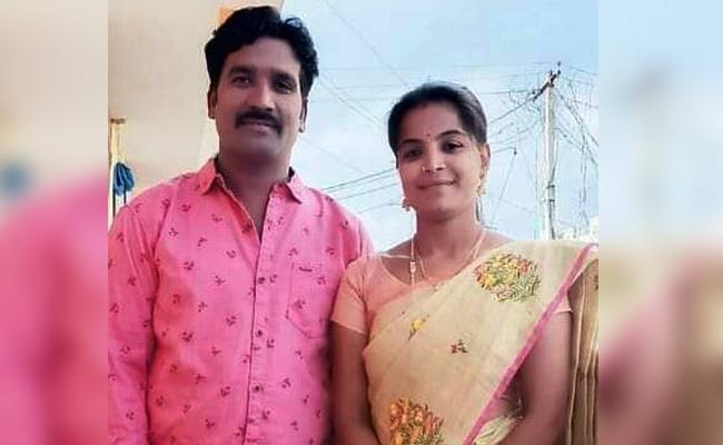 Wife Assassinated Husband With Boyfriend in Chittoor - Sakshi