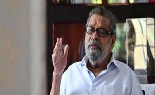 Music Composer MK Arjunan Last Breath At 84 In Kochi - Sakshi