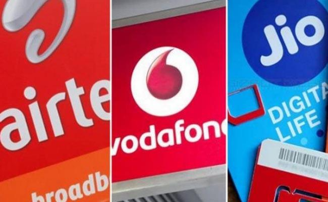 Airtel, Vodafone and Reliance Jio users can now recharge their numbers at ATMs - Sakshi