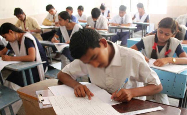 Private Schools Demand Exam For All Classes Visakhapatnam - Sakshi