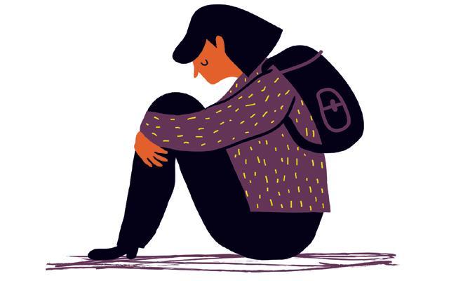 Be Careful On Mental Health of Students - Sakshi