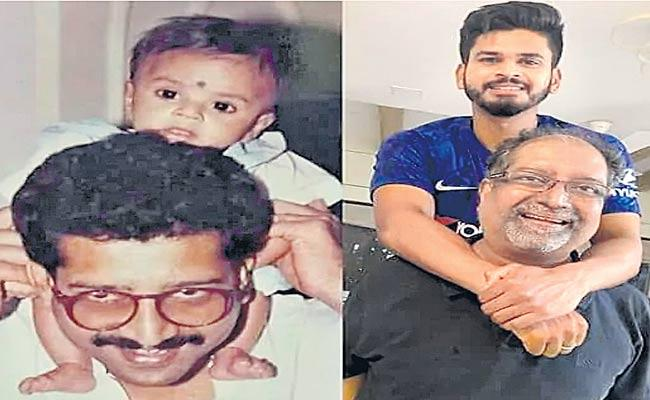 Shreyas Iyers Father Speaks About His Career - Sakshi