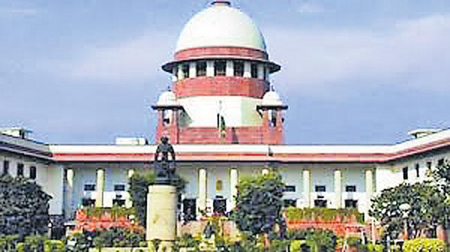 Supreme Court frames guidelines for hearing of cases via video conferencing - Sakshi