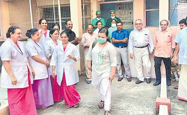 Kerala Nurse Recover From Coronavirus - Sakshi