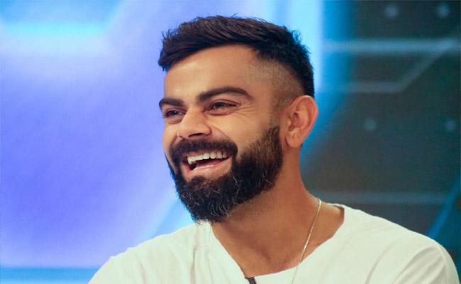 Virat Kohli Reveals Nasser Hussain Is His Favourite Commentator - Sakshi