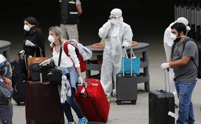 WHO Issues Warning Against Easing Coronavirus Curbs - Sakshi