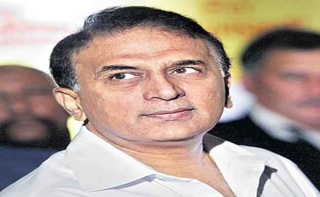 Sunil Gavaskar donated Rs 59 lakh for Covid-19 Fight - Sakshi