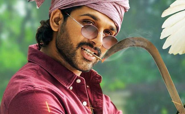 Allu Arjun And Sukumar New Telugu Movie Title Announced - Sakshi