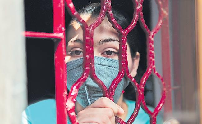 People Activities In Home On Lockdown Period In Family - Sakshi
