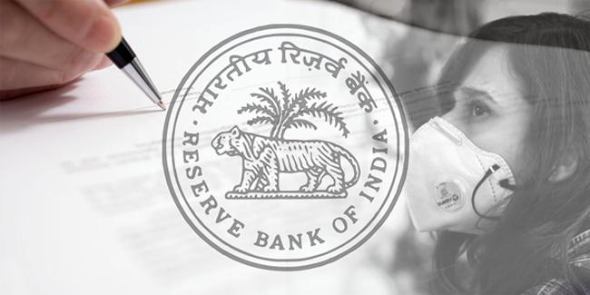 RBI Says Lockdowns Will Impact The Countrys Economic Activity - Sakshi