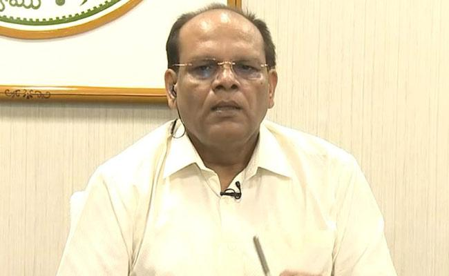 CS Somesh Kumar Said All Measures Will Be Taken To Prevent Coronavirus - Sakshi