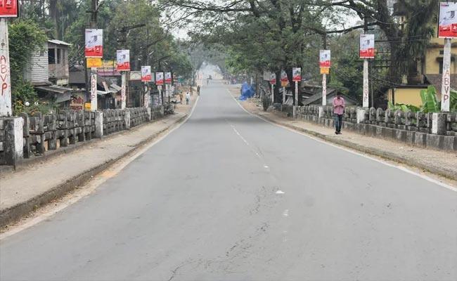Corona: Odisha Government Extend Lockdown Till April 30 - Sakshi