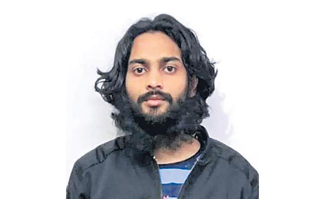 Abdullah Basit Controlling A Gang Against CAA From Jail By Cell Phone - Sakshi