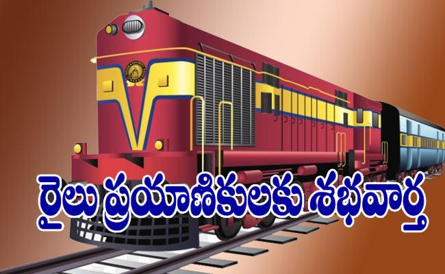 Indian Railways To Restart Passenger Train Operations From May 12  - Sakshi