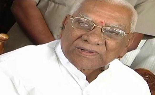 Juvvadi Ratnakar Rao Passed Away - Sakshi
