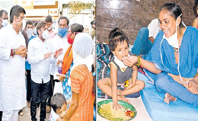 AP Govt is working to establish normal conditions in Visakha - Sakshi