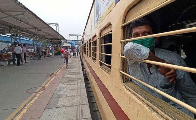 Railways Revises Guidelines for Shramik Trains - Sakshi