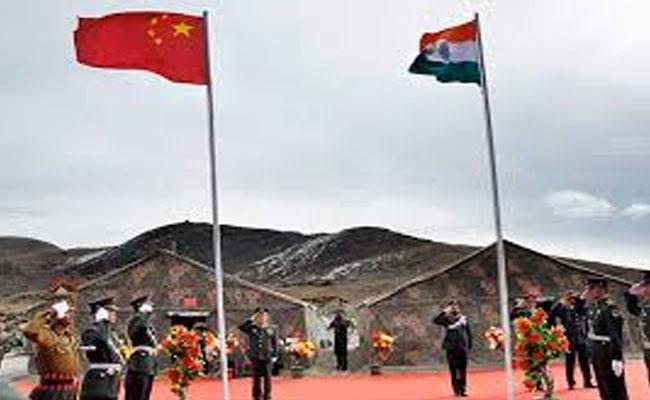 Indio-China troops clash over border dispute - Sakshi