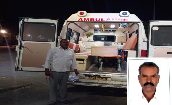 Telangana Man Deceased Of Heart Attack In Bahrain - Sakshi