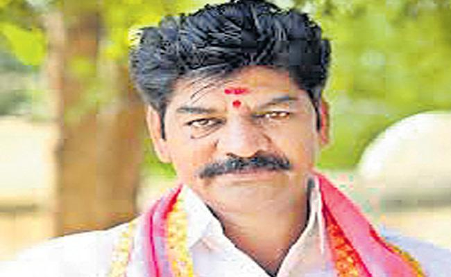 TRS MLA Shankar Nayak Once Again Made Controversial Comments - Sakshi