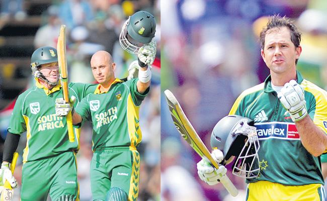 Special Story About Three Years Back ODI Match Of South Africa VS Australia - Sakshi