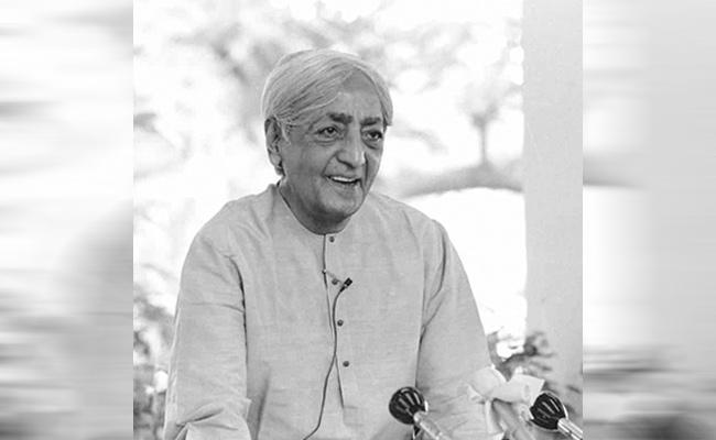 Pignali Bhatya Laxmi Article On The Occasion Of Jiddu Krishnamurti Jayanti - Sakshi