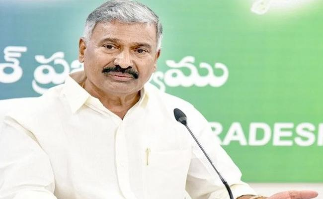 Panchayati Raj Minister Rama Chandra Reddy On Corona Control Actions - Sakshi