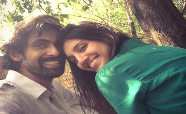 Rana Daggubati Announces His Love Miheeka Bajaj - Sakshi