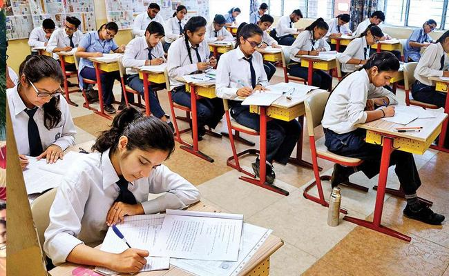 Chhattisgarh Board cancels pending 10th and 12th class exams - Sakshi