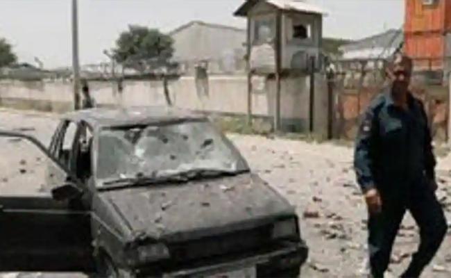 Truck Bomb In Afghanistan Gardez City Kills Five - Sakshi