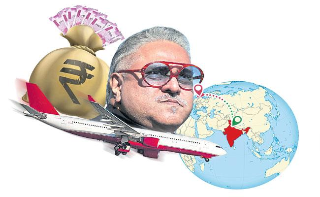 Vijay Mallya loses leave to appeal against extradition in UK Supreme Court - Sakshi
