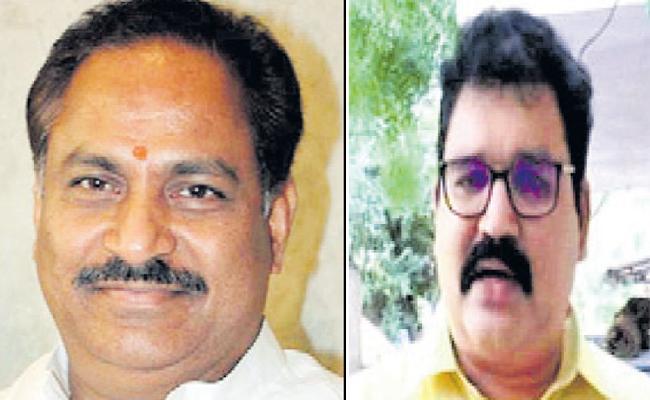 Kottu Satyanarayana Fires On TDP leader  - Sakshi