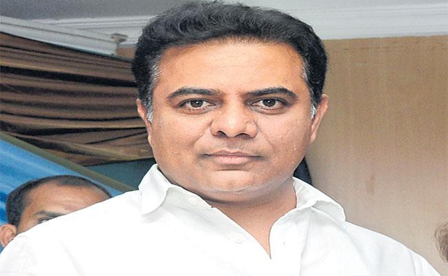 Annapurna Food Center Completed 6 Years Says KTR - Sakshi
