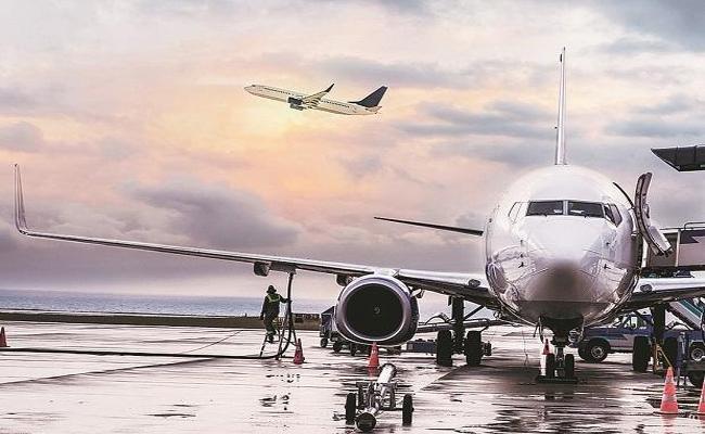 Nirmala Sitharaman Announces Easing Of Restrictions On Utilisation Of Indian Airspace - Sakshi