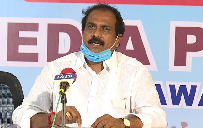 Minister Kannababu Fires On Chandrababu Naidu - Sakshi