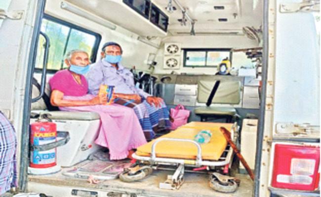 Two Corona Patients Discharge From Kadapa Hospital - Sakshi