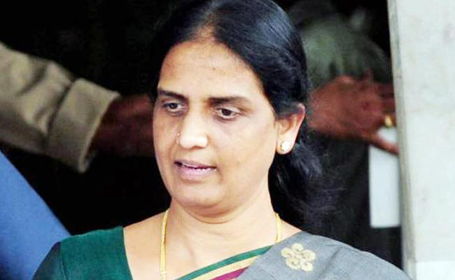 Minister sabitha indra reddy Join In Hospital WIth Health Problem - Sakshi