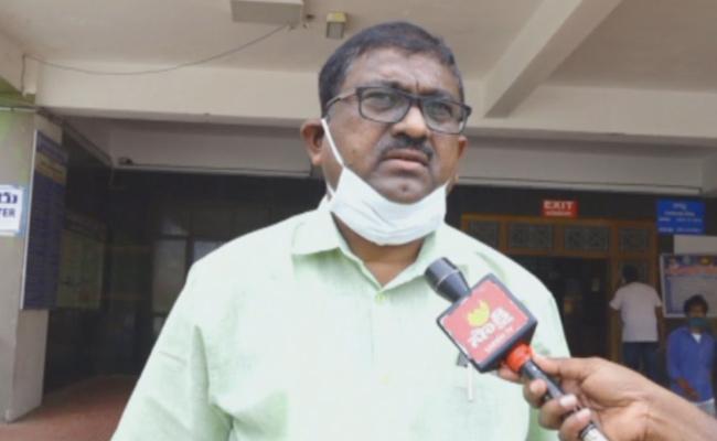 No Corona Active Cases In Prakasam District - Sakshi