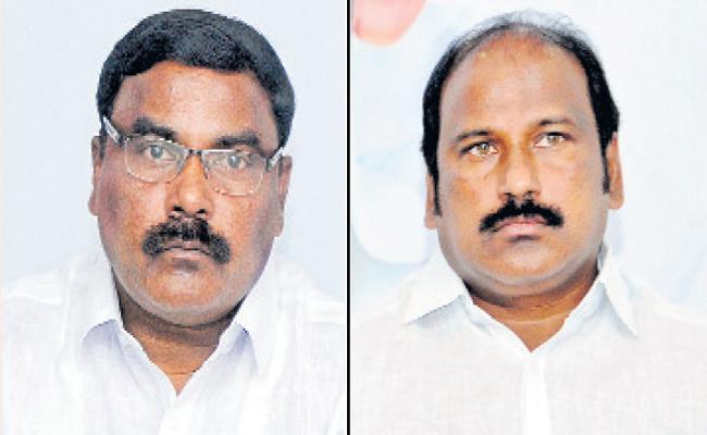 TJR Sudhakar and Meruga Nagarjuna Fires On Chandrababu - Sakshi