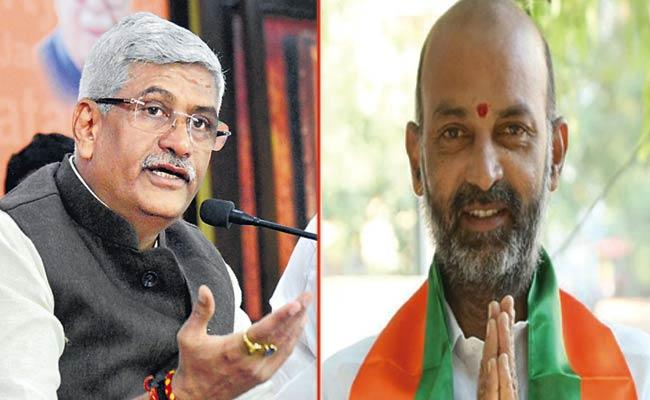 Gajendra Singh Shekhawat Responds Bandi Sanjay Letter On AP Project - Sakshi