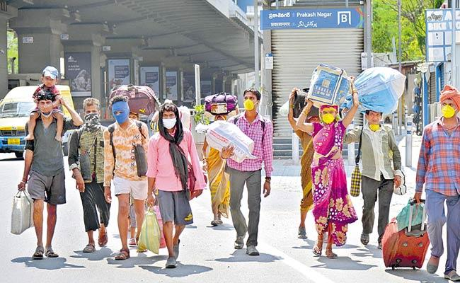 Inevitable Emotion In The Background Of Coronavirus Should Continue - Sakshi