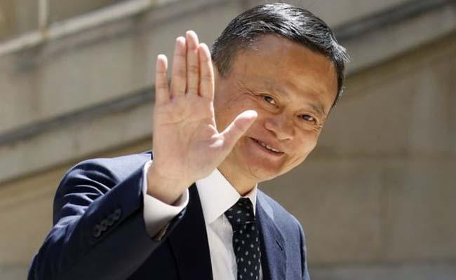 Alibaba Jack Ma To Resign From SoftBank Board - Sakshi