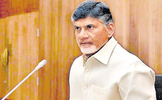 Chandrababu not commenting on Rayalaseema and Pothireddypadu project - Sakshi